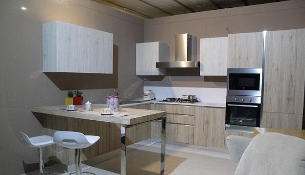 Meble kuchenne stylowe białe drewniane